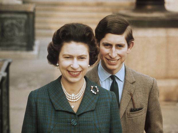 Фото №5 - Какой матерью Елизавета II была для своих детей