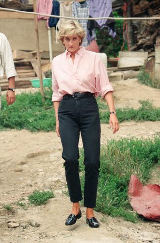 Фото №8 - Принцесса в джинсах: как Диана носила деним