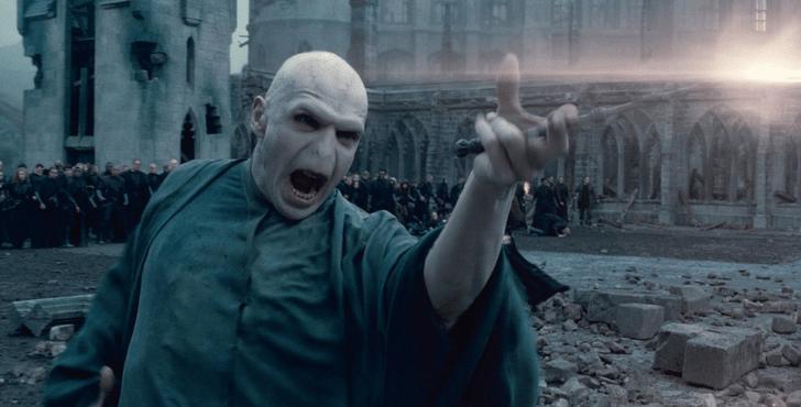 Фото №2 - Как аниме «Моя геройская академия» скопировало «Гарри Поттера»? 🧐