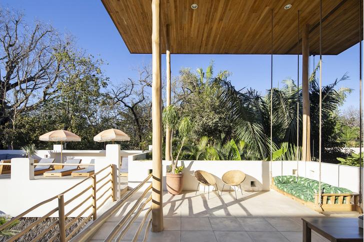 Фото №5 - Отель Nomadic на Коста-Рике от бюро Salagnac Arquitectos