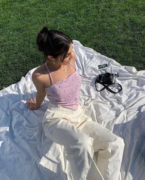 Фото №4 - Что надеть на свидание в парк или на природу: 5 классных вариантов