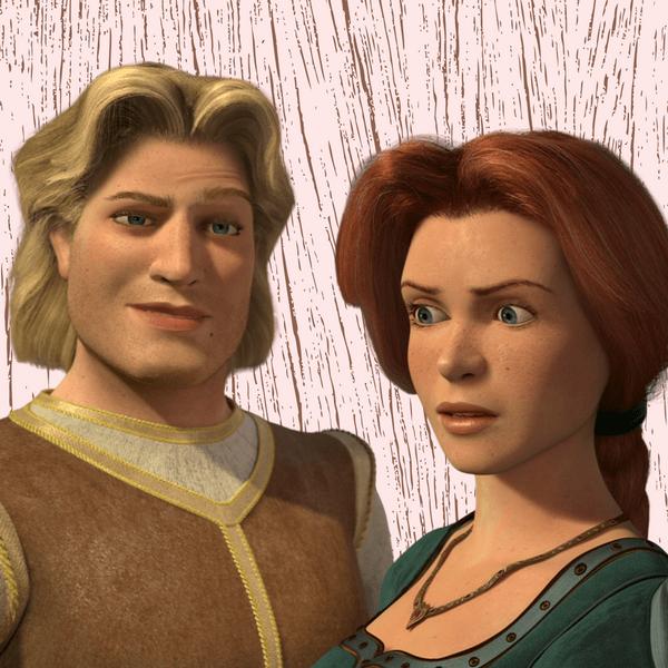 Фото №1 - Фанатская теория: Фиона и принц Чарминг из «Шрека» на самом деле брат и сестра😨