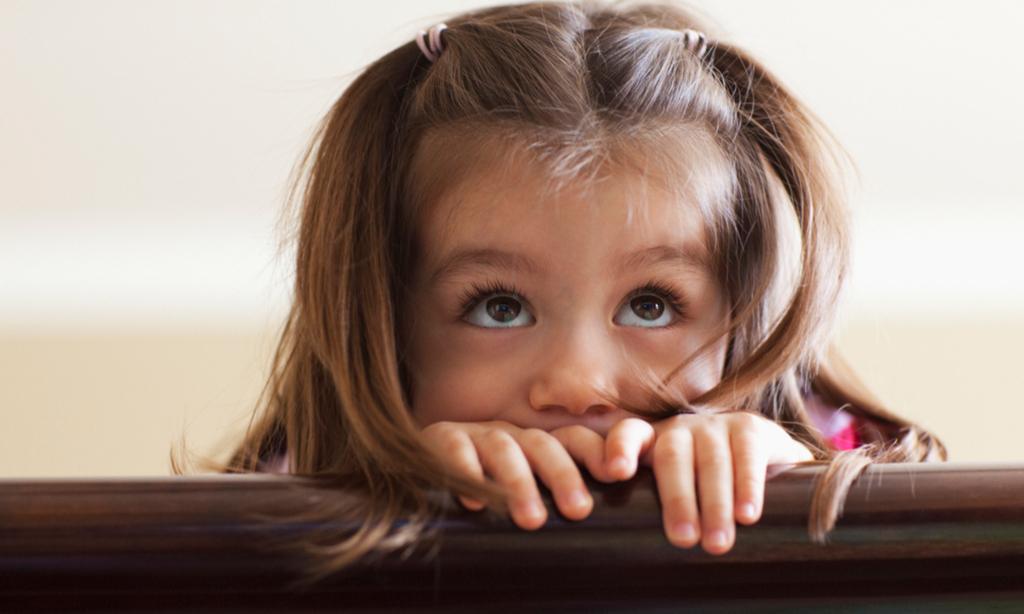 Не надо стесняться: 10 эффективных упражнений для застенчивых малышей