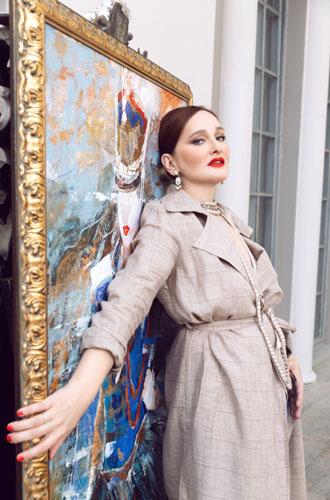 Фото №31 - Елена Сотникова: «Мои картины в основном покупают самодостаточные женщины»