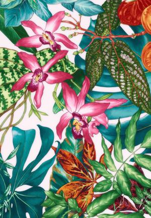Фото №7 - Интервью с создателями новой коллекции фарфора Passifolia от Hermès