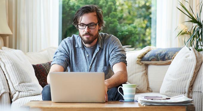Как эффективно работать из дома