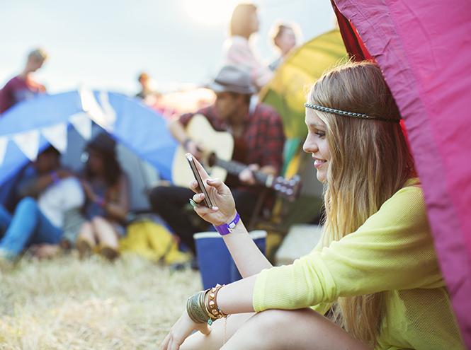 Фото №1 - 5 креативных мобильных приложений к началу фестивального сезона