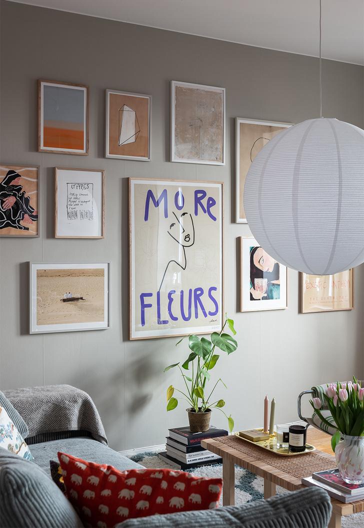 Фото №8 - Картины на стене: 10 идей для домашней галереи