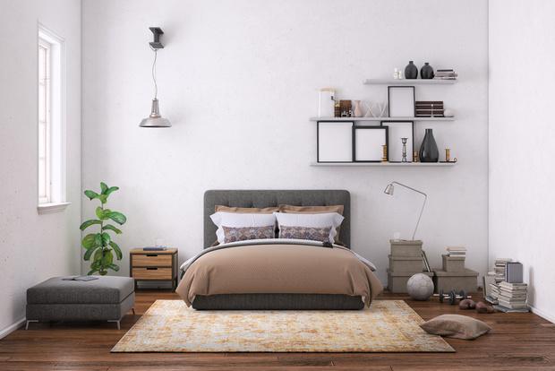 Фото №4 - Почему кровать нельзя ставить в угол и хранить под ней вещи