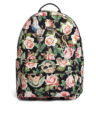 Цветочный рюкзак