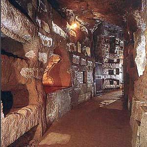 Фото №1 - Новая жизнь в римских катакомбах