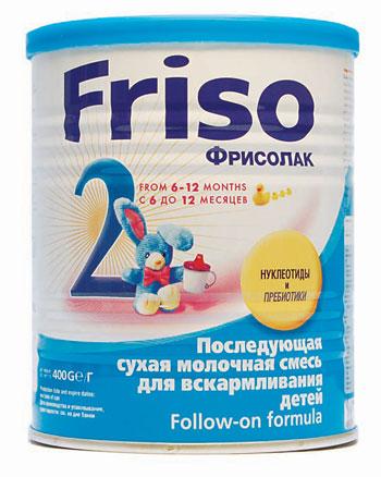 Фото №4 - Адаптированные смеси: заменители грудного молока