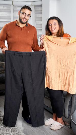 Фото №5 - Пара сбросила 120 кг на двоих, чтобы зачать