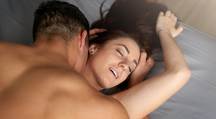 Навстречу женскому оргазму