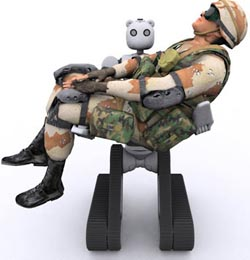 Фото №4 - Привлекательные роботы окажут любые услуги
