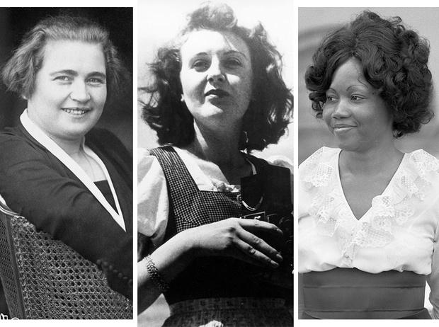 Фото №1 - Кровавые бриллианты, измены и расстрел: как сложились судьбы жен диктаторов XX века