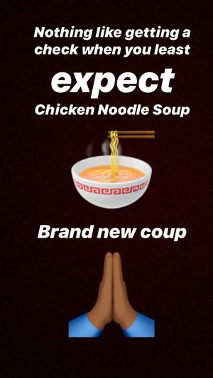 Фото №5 - Chicken Noodle Soup Fight: оригинал от Webstar & Young B VS ремейк от J-Hope & Becky G