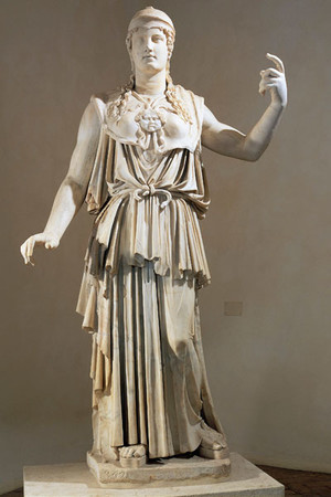 Фото №4 - История в деталях: как менялись вагиноплатья от Древней Греции до наших дней