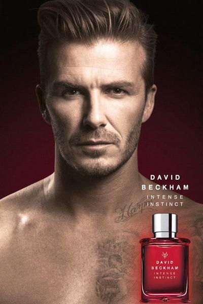 Intense Instinct by David Beckham, Дэвид Бекхэм (David Beckham)