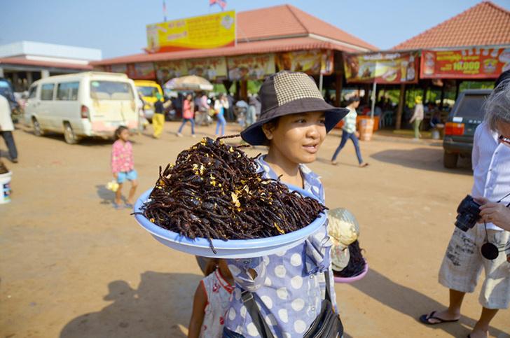 Фото №1 - Пять шокирующих блюд азиатской кухни