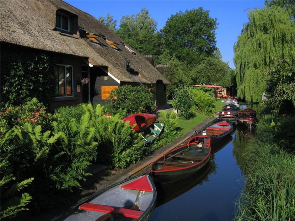 10. Готхорн, Голландия