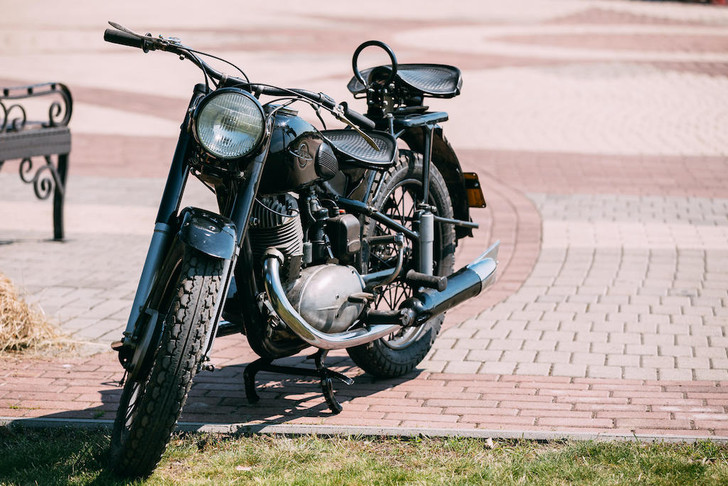 Фото №3 - Сельский шик и гоночные рекорды: история мотоциклов Иж