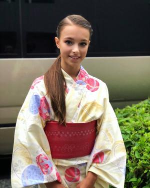 Фото №1 - 5 самых красивых русских женщин по мнению японцев