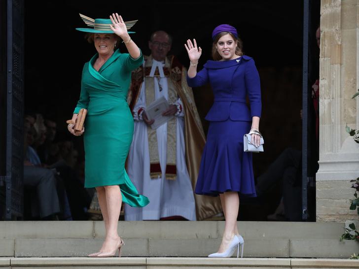 Фото №2 - Тайные намеки: почему имя дочери принцессы Беатрис оказалось особенно важным для Сары Фергюсон