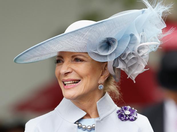 Фото №37 - Виндзорская нахалка: гордость и предубеждение принцессы Майкл Кентской