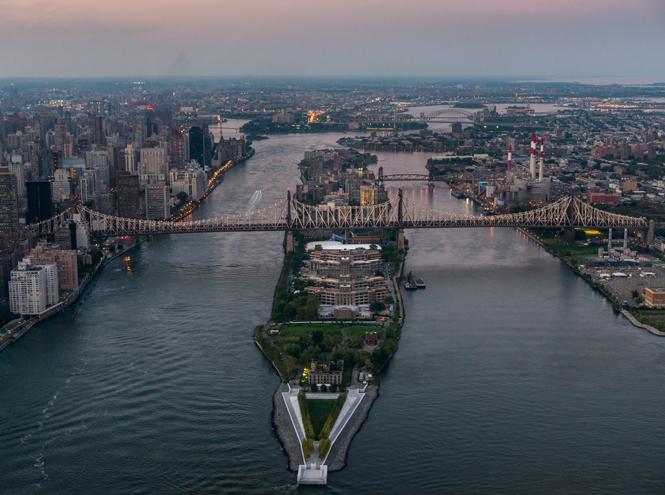 Фото №2 - Нью-Йорк, Нью-Йорк: Сыграем на контрастах?