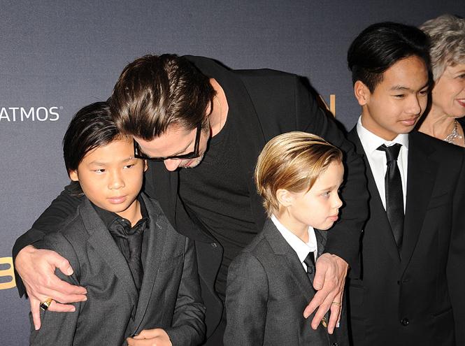 Фото №8 - Дети раздора: причина развода Анджелины Джоли и Брэда Питта