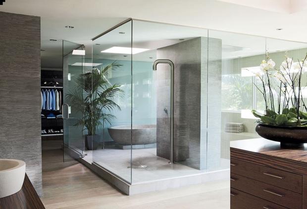 Фото №9 - Тренды 2021: дизайн ванной комнаты