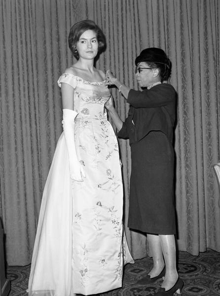 Фото №7 - Модная тайна Манхэттена: кем была Энн Лоу, автор свадебного наряда Джеки Кеннеди