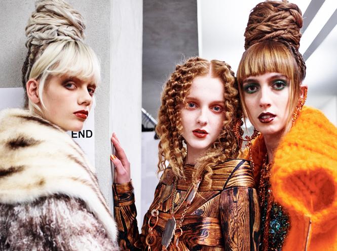 Фото №1 - 10 осенних бьюти-трендов haute couture 2016, в которые вы точно влюбитесь