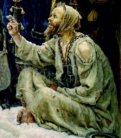 Фото №17 - 16 символов, зашифрованных в картине «Боярыня Морозова»