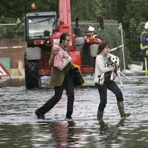 Фото №1 - В Англии опять наводнение