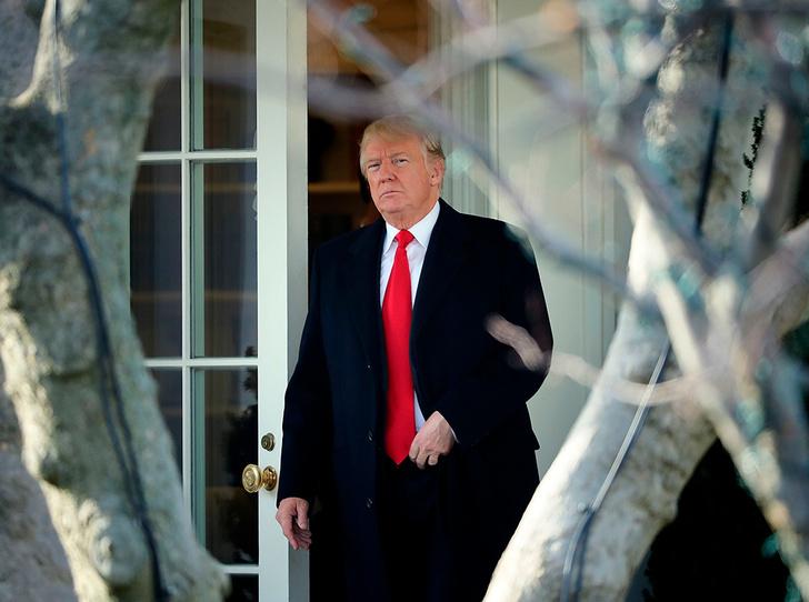Фото №4 - Правда о Трампах: просчет Дональда, слезы Мелании и президентские амбиции Иванки