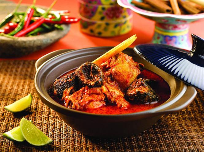 Фото №5 - Перанаканская кухня: что это и почему ее нужно пробовать в Сингапуре