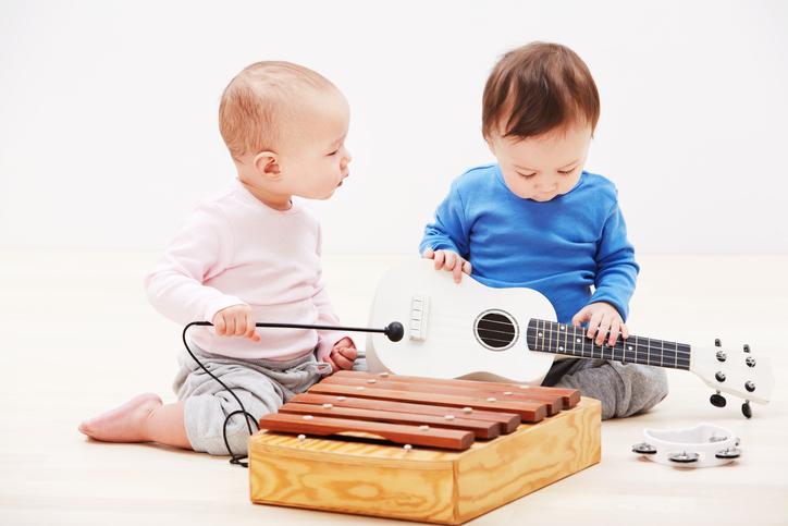 Фото №1 - Музыка для детей