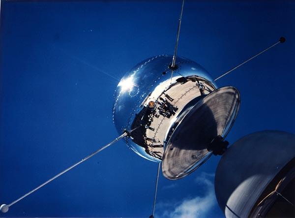 Фото №6 - Cпутник: от вредной идеи к национальному символу