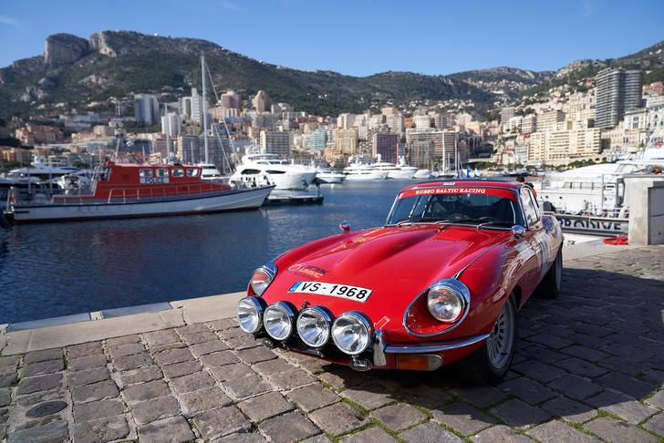 Фото №4 - Испытание красотой: Историческое ралли Монте-Карло