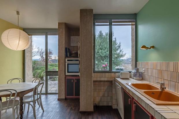 Фото №4 - Бруталистская вилла с видом на Альпы