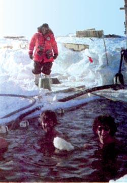 Фото №5 - Счастливые сезоны на леднике Росса
