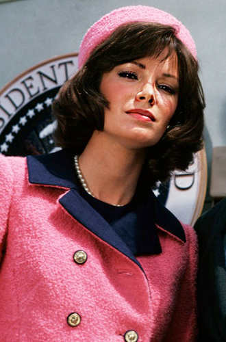 Фото №31 - Натали Портман и еще 9 актрис, сыгравших Жаклин Кеннеди в кино