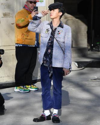 Фото №4 - G-Dragon style: что носит главная фэшн-икона Южной Кореи