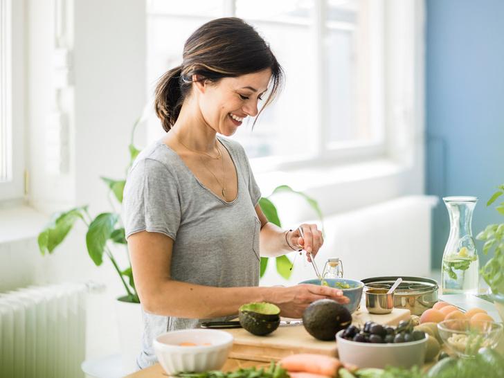 Фото №1 - Метод тарелки: как похудеть без диет, ограничений и срывов
