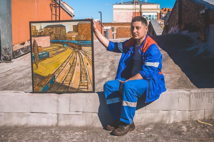 Фото №4 - Выставка «Обратная сторона метро» в Музее Москвы
