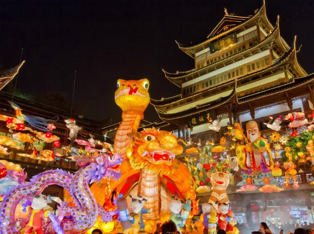 Фото №2 - Что такое китайский Новый год в Китае