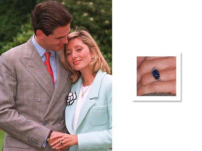 Фото №14 - Скажи «да!»: помолвочные кольца европейских принцесс и королев