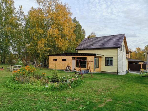 Фото №5 - Панельный, но свой: как построить дом за месяц